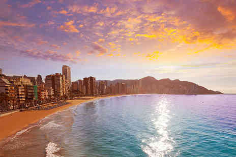 Via Holiday - Two night all inclusive Benidorm getaway with return flights - Save 28%