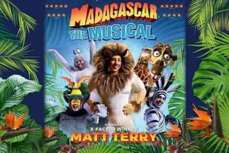 New Theatre Peterborough - Tickets to see Madagascar The Musical - Save 0%