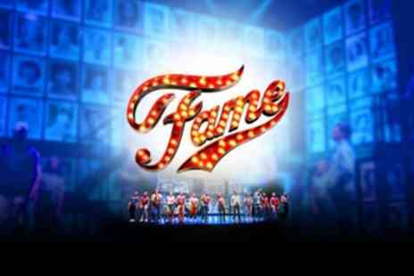 New Theatre Peterborough - Tickets to see Fame - Save 0%
