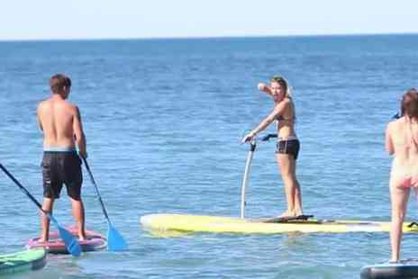 Ultimate Watersports - Exmouth Stand Up Paddle Board Hobie Eclipse and Kayak Hire - Save 0%