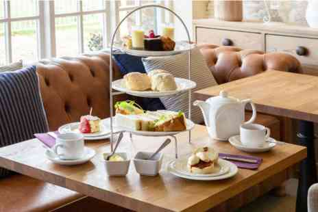 The Beaulieu Hotel - Afternoon Tea for Two - Save 0%