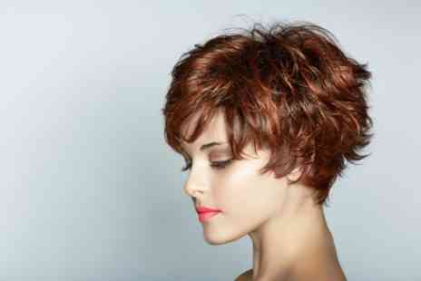 Perfect Hair Day - Restyle, Cut and Blow Dry with Optional Highlights or Colour - Save 50%