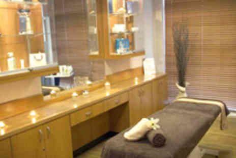 The Hilton Sheffield - Spa Pass with Massage and Eyebrow Shape at Hilton - Save 63%