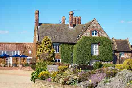 Caley Hall Hotel - North Norfolk coast break including cream tea - Save 44%