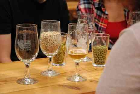 Liverpool UK Brewery Tours - Liverpool Tasting Tour Experience - Save 0%
