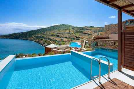 Daios Cove Luxury Resort & Villas - Luxury Collection: Spectacular Escape with Infinite Sea Views - Save 0%