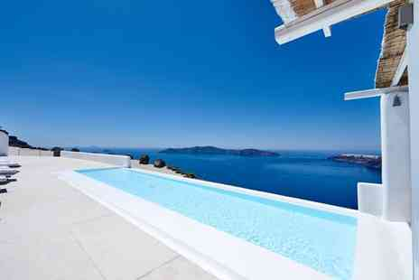 Rocabella Santorini - Four Star Dreamy Cliffside Property with Mesmerising Caldera Views - Save 0%