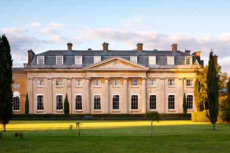 The Ickworth Hotel - Pampering day with massage, facial and afternoon tea - Save 51%