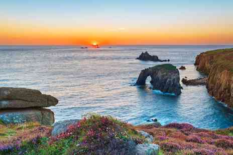 The Saddle and Stablerooms - Two nights self catering Cornwall break - Save 0%