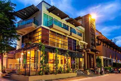 The Small Hotel KRABI - Three Nights at Boutique Resort including Airport Pickup - Save 0%