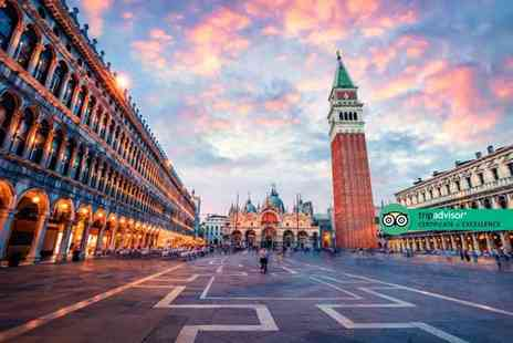 Bargain Late Holidays - Two nights Venice holiday with return flights - Save 30%