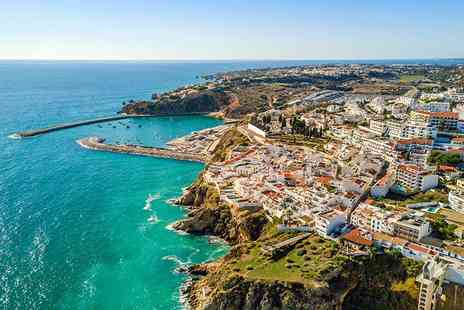 Weekender Breaks - Two nights Algarve break with breakfast and flights - Save 37%