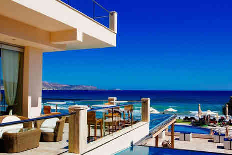 Super Escapes Travel - Seven nights all inclusive Crete holiday with return flights - Save 29%