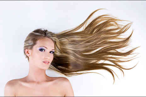 Shivali Hair and Beauty - Wash, cut, blow dry and conditioning treatment - Save 70%