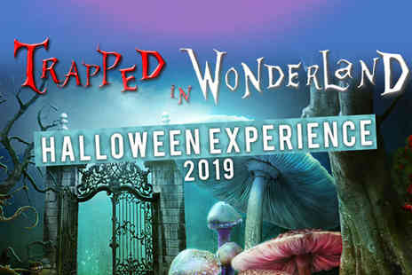 Xclusive Touch - Ticket to Trapped in Wonderland - Save 58%