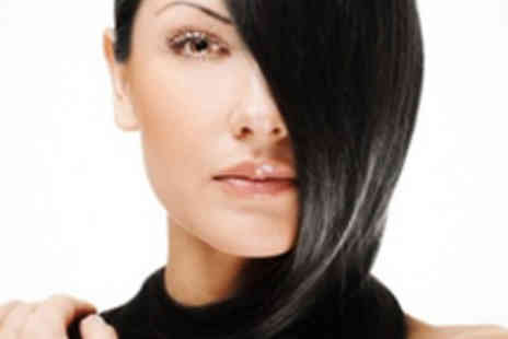 Silver Hairdressers - Brazilian Blow Dry with Haircut and Finish - Save 52%