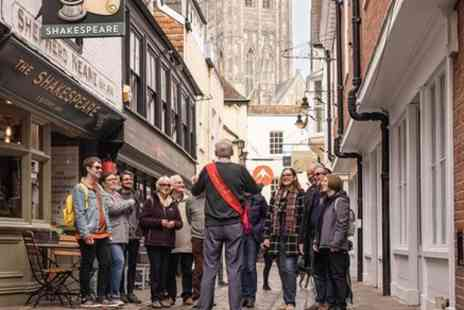 Canterbury Guided Tours - Canterbury Guided Walking Tour - Save 0%