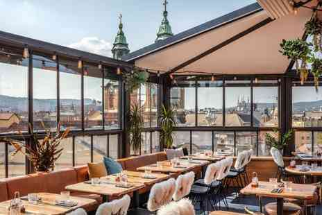 Hotel Rum Budapest - Four Star Stylish Urban Design Hotel in Historic Building for two - Save 73%