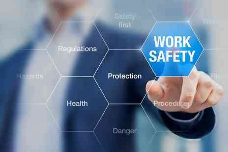 The Training Terminal - Online 3 in 1 health and safety course bundle - Save 79%