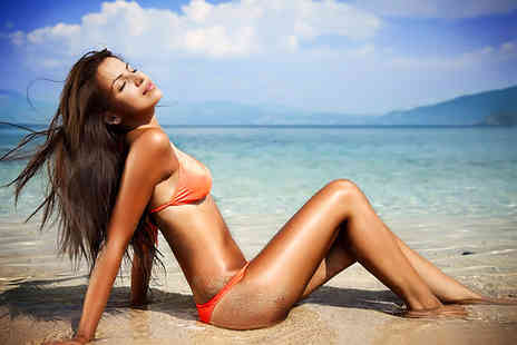 London Beauty and Tanning - Full body spray tan - Save 67%