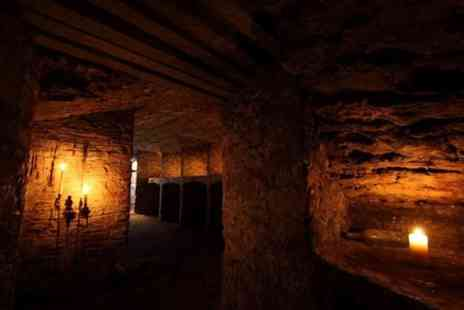 Mercat Tours - Blair Street Underground Vaults Evening Walking Tour in Edinburgh - Save 0%