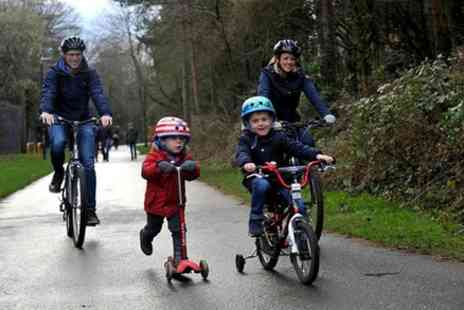Compass Holidays - Regency Cycle Trail Discover Cheltenham by bike - Save 0%