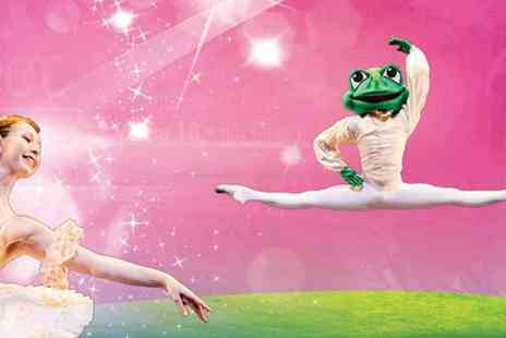 Lets All Dance - The Princess and the Frog Enchanting Family Ballet For All Ages - Save 12%