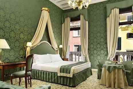 Maison Venezia - Four Star Classic Boutique Hotel with an Ornate Venetian Style for two - Save 80%