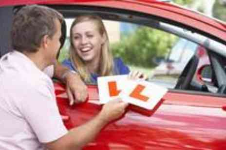 Independent Instructors - Three hours of driving lessons and a pre-theory practice session - Save 72%