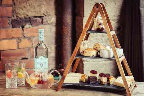 Pleased To Meet You - Afternoon tea for two people with a bottle of Prosecco to share - Save 52%