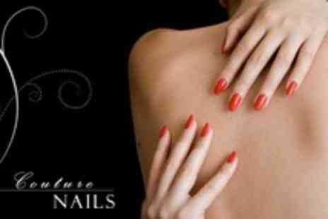 Couture Nails - Shellac Manicure - Save 66%