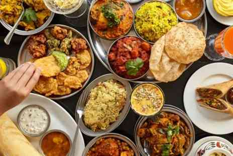 Rani Vegetarian Restaurant - All You Can Eat Indian Buffet for Up to Four - Save 47%