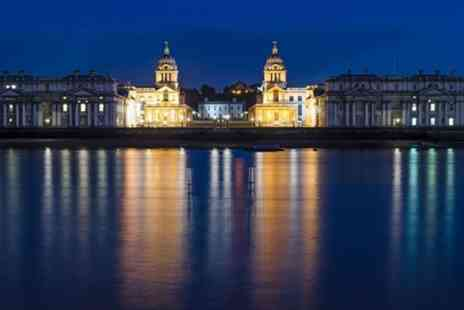 Lantern Ghost Tours - Royal Maritime Greenwich Ghost Walking Tour - Save 0%