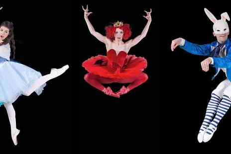 Lets All Dance - Alice in Wonderland at the Arts Theatre, London West End Stunning Family Ballet this Half Term - Save 22%