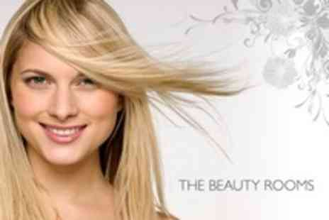 The Beauty Rooms - Half Head Highlights or Full Head Tint With Blow Dry - Save 65%