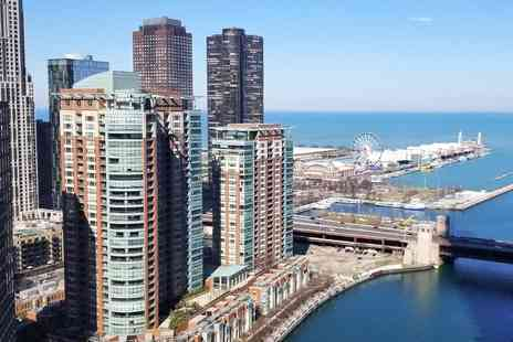 Swissotel Chicago - Weekends at Four Star Riverfront Hotel - Save 0%