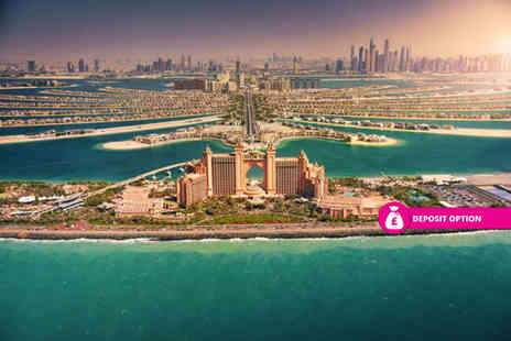 Great Pacific Travels - Five nights Dubai and Abu Dhabi holiday with transfers and return flights - Save 29%