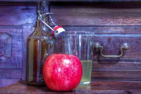 Willow Farm Gourmet - Cider Tasting with Farm Tour and Lunch for Two - Save 0%