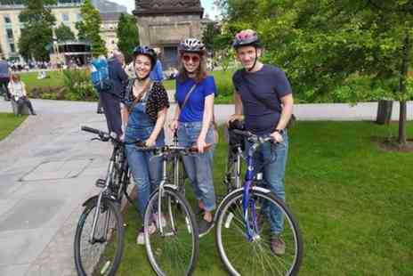 Wild About Edinburgh Tours - Half Day Bike Tour Edinburgh - Save 0%
