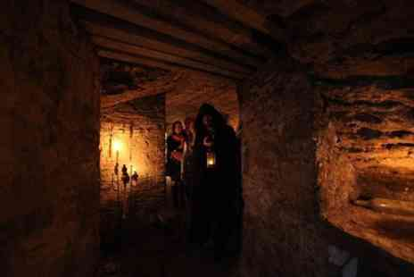 Mercat Tours - Edinburgh Old Town Evening Tour, Including Blair Street Underground and Dram of Whisky at Meggets Cellar - Save 0%