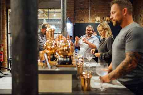 Piston Gin School - Distill Your Own Gin with G&Ts and Tour for Two - Save 0%