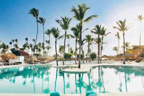 Iberostar Dominicana Hotel - Stunning Beachfront All Inclusive Stay First Child Stays Free - Save 41%