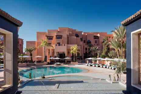 Movenpick Mansour Eddahbi Marrakech - Five Star Style and Elegance in the Red City for two - Save 0%