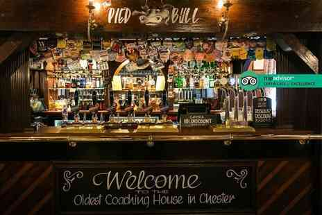 Pied Bull - Microbrewery tour, beer tasting and lunch for two people - Save 63%