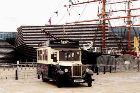 Henry Luxury Vintage Bus Tours - Henry Dundee Tour - Save 0%