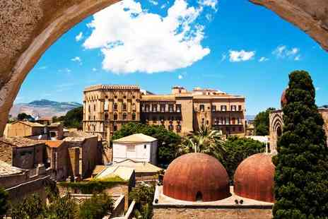 Hotel Vecchio Borgo - Four Star Pretty Palermo Boutique Hotel for two - Save 56%