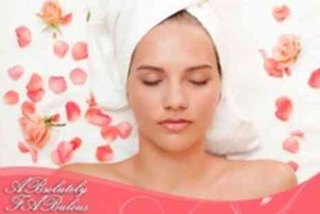 ABsolutely FABulous - 100 Minutes Beauty Treatments With Choices Such as Manicure, Pedicure and 30 minute Facial - Save 70%