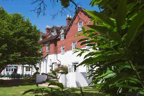 Moorhill House Hotel - Two nights Hampshire getaway with meals - Save 42%