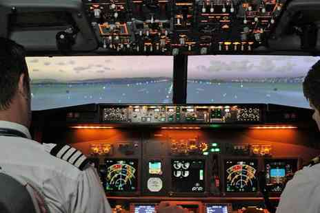 SimAIR737 Flight Simulators - Flight simulator experience - Save 50%