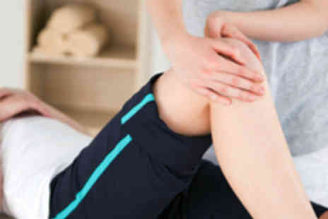 Griffiths and Hartley Physiotherapy - 45 Minute Sports Massage or Physiotherapy - Save 59%